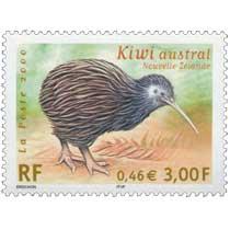 2000 Kiwi austral Nouvelle-Zélande