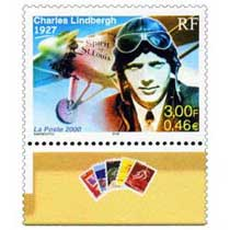 2000 Charles Lindbergh 1927 Spirit of St. Louis