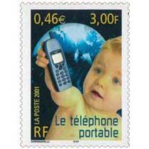 2001 Le téléphone portable