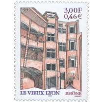 2001 LE VIEUX LYON RHÔNE
