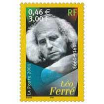 2001 Léo Ferré 1916-1993