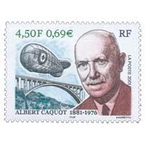 2001 ALBERT CAQUOT 1881-1976
