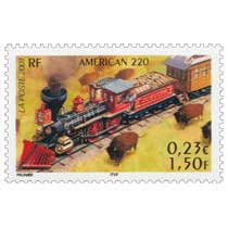 2001 AMERICAN 220