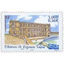 2001 Château de Grignan DRÔME