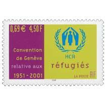 Convention de Genève relative aux réfugiés HCR 1951-2001