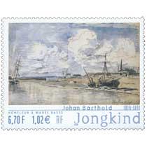 2001 Johan Barthold Jongkind 1819-1891 HONFLEUR À MARÉE BASSE