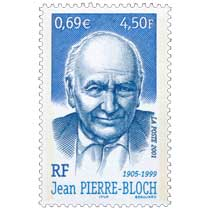 2001 Jean PIERRE-BLOCH 1905-1999