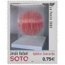 2002 Jesús Rafael SOTO Sphère Concorde