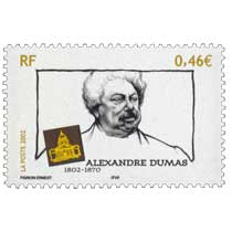 2002 ALEXANDRE DUMAS 1802-1870