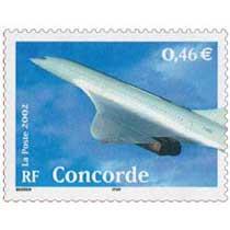 2002 Concorde