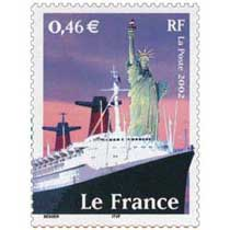 2002 Le France