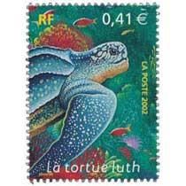 2002 La tortue luth