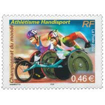 2002 Championnat du monde Athlétisme Handisport