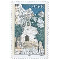 2002 CHAPELLE DE SAINT-SER BOUCHES-DU-RHÔNE