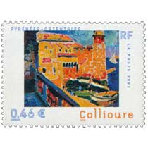 2002 Collioure PYRÉNÉES-ORIENTALES