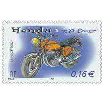 2002 Honda 750 four