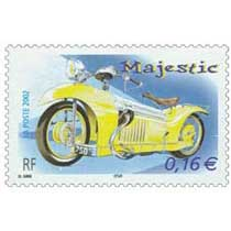2002 Majestic