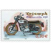 2002 Triumph Bonneville 650