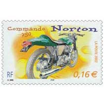 2002 Norton Commando 750