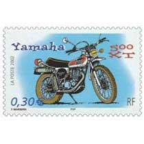 2002 Yamaha 500 XT