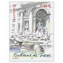 2002 Fontaine de Trévi