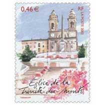 2002 Église de la Trinité-des-Monts