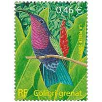 2003 Colibri grenat