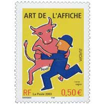 2003 EUROPA ART DE L'AFFICHE