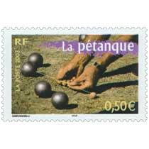2003 La pétanque
