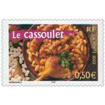2003 Le cassoulet