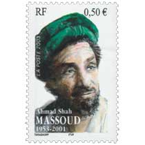 2003 Ahmad Shah Massoud 1953-2001