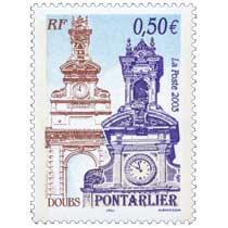 2003 PONTARLIER DOUBS