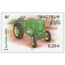 2003 TRACTEUR