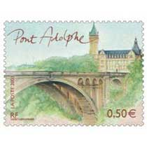 2003 Pont Adolphe