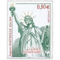 2004 Auguste BARTHOLDI 1834-1904 La Liberté éclairant le monde