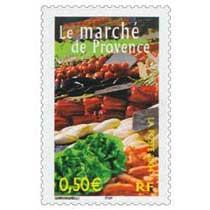 2004 Le marché de Provence