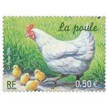 2004 La poule