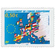 2004 ÉLARGISSEMENT DE L'UNION EUROPÉENNE