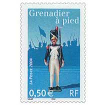2004 Grenadier à pied