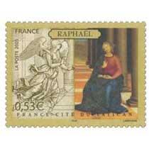 2005 RAPHAEL FRANCE-CITE DU VATICAN