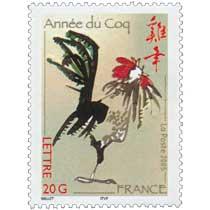 2005 Année du Coq