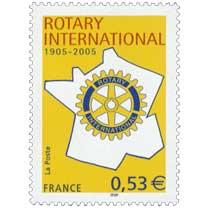 ROTARY INTERNATIONAL 1905-2005