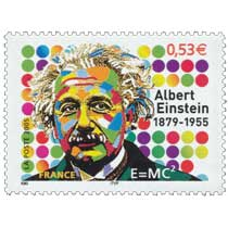 2005 Albert Einstein 1879-1955 E=MC2
