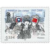Libération des camps 1945-2005