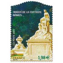 2005 JARDIN DE LA FONTAINE NÎMES