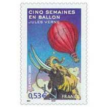 2005 CINQ SEMAINES EN BALLON JULES VERNE