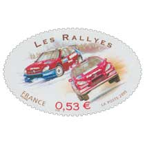 2005 LES RALLYES