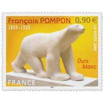 2005 François POMPON 1855-1933 Ours blanc