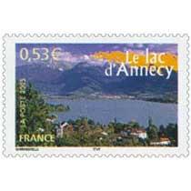 2005 Le lac d'Annecy