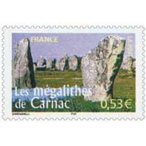 2005 Les mégalithes de Carnac